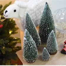 10 30cm Christmas Tree Mini Artificial Cedar Decorations For Home Ornaments