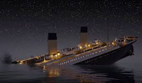 titanic sinking animation 2012 the titanic sink in real time in a new 2 hour 40 minute