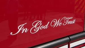 Baytown Fire Trucks, Ambulances Now Feature 'In God We Trust ... 367 Custom Stickers Itructions To Build A Lego Fire Truck Fdny Wall Decal Removable Sticker For Boys Room Decor Whosale Universal Car Stickers Whole Body Flame Vinyl Department Bahuma Holidays Fire Truck Stickers Preppy Prodigy Dragon Ball Figure Eeering Toy Ming Childrens Mini Firetruck Cout Set Of 96 Engine Monthly Baby Photo Props Sandylion Fireman Ladder Dalmation Dalmatian Dog Water New Replacement Decals For Little Tikes Cozy Coupe Ii