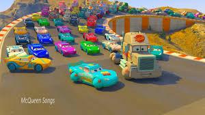15.73 MB Disney Pixar Cars 3 Special Mack Truck Hauler Color ...