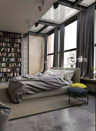 chambre style déco chambre style industriel