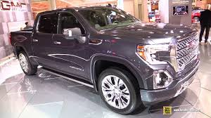 2019 GMC Sierra Denali - Exterior And Interior Walkaround - 2018 New ... Chevy Dealer Nh Gmc Banks Autos Concord 2019 All New Sierra 1500 Crew Cab Denali 4x4 62l At Wilson Trucks Suvs Crossovers Vans 2018 Lineup Price Lease Deals Jeff Wyler Florence Ky In Duluth Rick Hendrick Buick Custom And Edmton Ab Canyon 2015 Carbon Editions Add Sporty Looks Substance Luxury Vehicles Seattle Dealer Inventory Bellevue Wa
