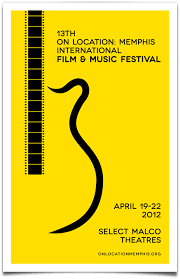 On Location Film Fest Poster 2012