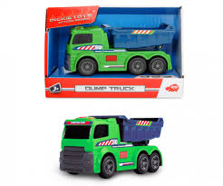Dump Truck - Mini Action Series - Action Series - Brands & Products ...