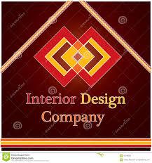 100 Interior Designers Logos Design Company Logo Stock Vector Illustration Of