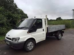 2000 X Reg Ford Transit Alloy Drop Side Truck - Mot - Cheap Little ...