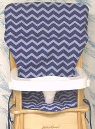eddie bauer high chair pad replacement cover by sewingsillysister