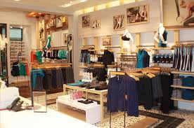 It Inc Store Retail Clothing Wall Display Design Physical Inventory And Merchandising