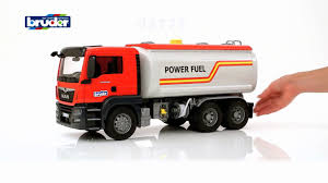 100 Toy Tanker Trucks Bruder S MAN TGS Truck 03775 YouTube