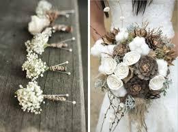 Rustic Themed Wedding Bouquets Decor Diaries Knotsvilla