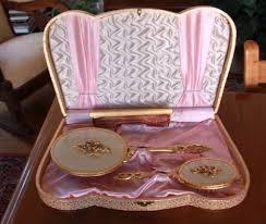 Vanity Mirror Dresser Set by 494 Best Vanity Beauty Images On Pinterest Vanity Set Vintage