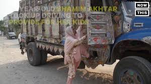 Pakistan's First Female Truck Driver - YouTube Its Been A Long Road But Im Happy To Be An Hgv Refugee Syrian Lady Driver In Big Truck On The Banked Track At Trc Youtube Women In Trucking Association Announces Its December 2017 Member Bengalurus First Female Garbage Truck Motsports Posed As Car Salesgirl And Shows Male Woman Stock Photos Royalty Free Pictures Driver Filling Up Petrol Tank Gas Station Is Symbol Of Power Cvr News Lisa Kelly A Cutest The Revolutionary Routine Of Life As Trucker Truckers Network Replay Archives Truckerdesiree