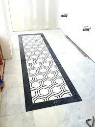 hexagon tile floor pictures hex tile floor patterns hex tile