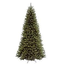 Menards Christmas Trees White by Unlit Christmas Trees Artificial Christmas Trees The Home Depot