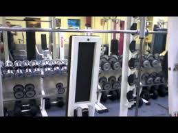 présentation de la salle de musculation de la maison des sports
