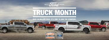 100 Ford Trucks Celebrate Truck Month Waldorf My Local Dealership