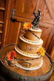 Or Perhaps Youd Like Your Cake To Resemble A Wooden Log And Be Decorated With Mushrooms Instead Of The Usual Bride Groom Statuettes At Top You