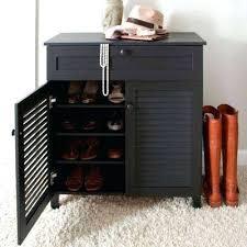 Bench Shoe Storage by Shoe Storage Shelves Ikea Chrome And Black Vinyl Shoe Rack Storage