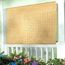 Bamboo Patio Curtains Outdoor by Bamboo Sun Shades U2013 Senalka Com