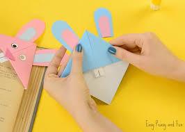 More Corner Bookmarks For Kids To Make DIY Monster Origami