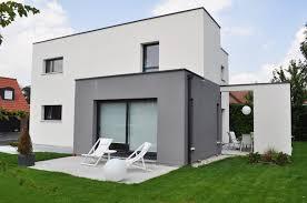 maison en cube moderne réalisations maisons modernes maisons d en nord