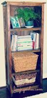 ana white kentwood book shelf diy projects