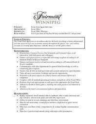 front desk agent resume sle professional hotel front desk