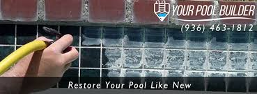 pool tile scale removal conroe tx 77304 77302 pool remodeling