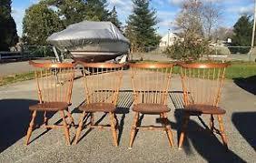 Nichols And Stone Windsor Rocking Chair by Nichols Stone Furniture Ebay