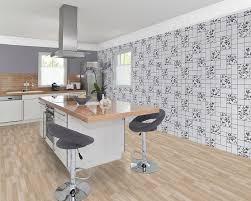 papier peint cuisine gris papier peint moderne cuisine edem 146 20 bain atelier aspect