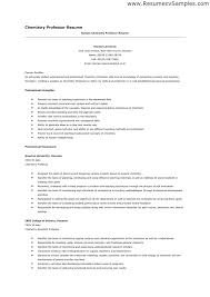 Assistant Professor Resume In Engineering Colleges Sales Pertaining To Sample For Adjunct Position