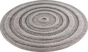 teppich nador mint rugs rund höhe 22 mm hoch tief struktur wohnzimmer