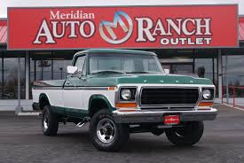100 1978 Ford Truck For Sale Used F150 PU In Meridian VIN F14HRBE5033