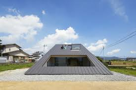 100 Home Architecture Designs Kenta Eto Architects A That Mimics A Mountain IGNANT