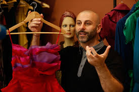 Palestinian Designer For Rich And Famous Pops Up In West Bank