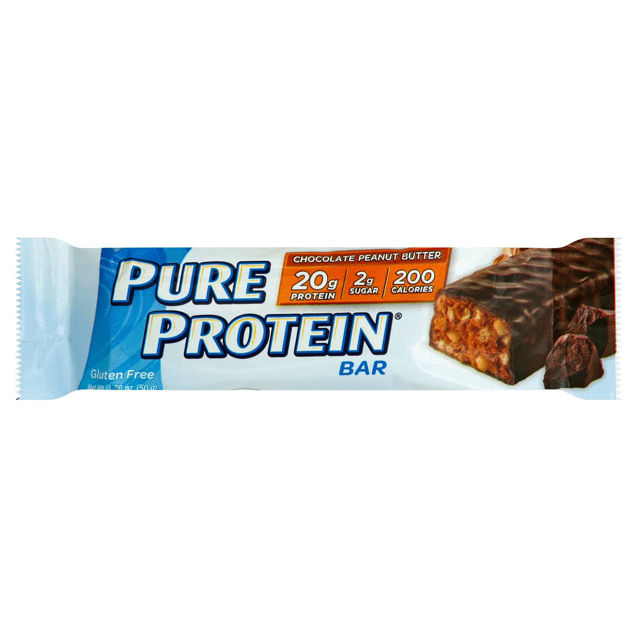 Pure Protein Bar - Chocolate Peanut Butter
