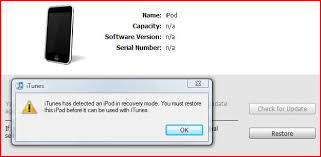 Use DFU Mode To Fix iPhone iPad iPod Touch Errors iOS Firmwares