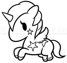 Photos Easy Unicorns To Draw