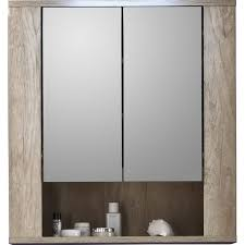 spiegelschrank 70 cm monument oak touchwood