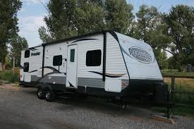 27 Prowler Bunkhouse Travel Trailer