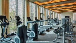 100 Four Seasons Miami Gym SOM Hotel