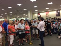 Eric Bolling Greets Fans Upon His Arrival At The Barnes & Noble In ... Eager Fans Greet Oliver North On Tour At Villages Barnes Noble Worlds 10 Prettiest Book Towns And Villages Conservative Ben Carson Packs House The Wall Top Story Of 2013 For Villagesnewscom Readers And Cafe Stock Photos Charter High School Frederick Md Urbana Retail Space Kimco Realty Village Taxi Golf Cars Florida This Sprawling Fding Alkas Arts Eertainment Frontiersmancom Sumter Landing In Usa Cody Photo