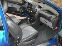 siege 206 s16 intérieur semi cuir 206 s16 vente 206 annonces auto et