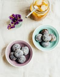 Dunkin Donuts Pumpkin Latte Gluten Free by No Bake Blueberry Muffin Donut Holes Eating Bird Food