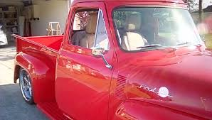 100 55 Ford Truck For Sale 19 F100 Classics For Classics On Autotrader