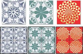 Patterned Vinyl Tiles Inspirational Design Finds Designpeo