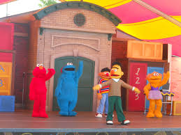 Sesame Place Halloween Parade by Sesame Place Review