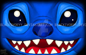 Lilo And Stitch Halloween by Stitch Smile Lilo And Stich By Blackivoryy On Deviantart