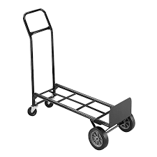100 Convertible Hand Truck Amazoncom Safco Products 4070 Tuff Utility