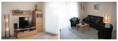 wohnzimmer sitzecke ferienwohnung enjoy fehmarn 2 bis